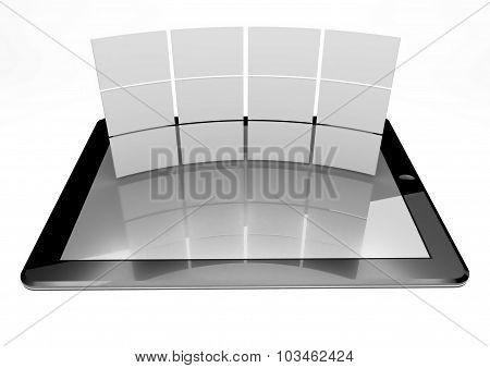 3D Tablet Pc, Multi Screen Gallery