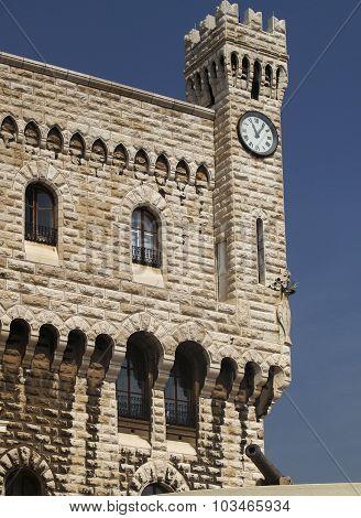 Clock Tower, Monaco