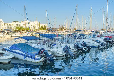 The Tourist Boats