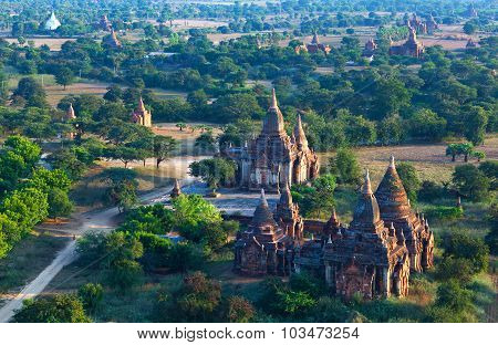 Bagan Archaeological Zone, Myanmar