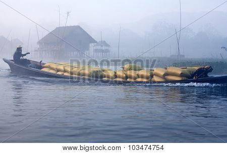 Intha People, Myanmar