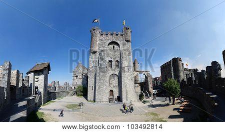 Old Ghent Castle