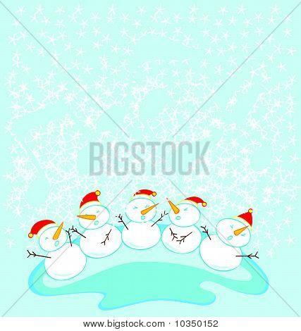 Snow Kids Choir