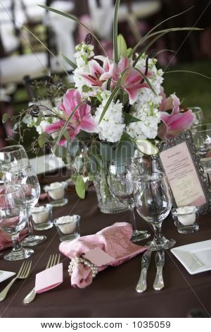 Cuadros de la boda se fijó para gastronomía