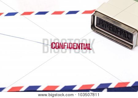 Break Through The Confidential Letter