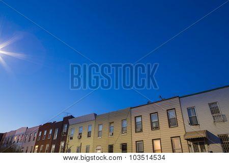 Brooklyn Residential Neighborhood