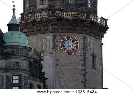 The Clock On The Tower