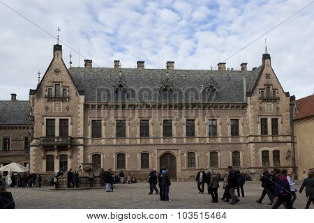 National Gallery Of Prague Castle