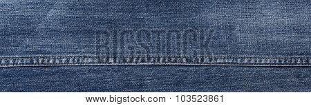 Long Jeans Stitch