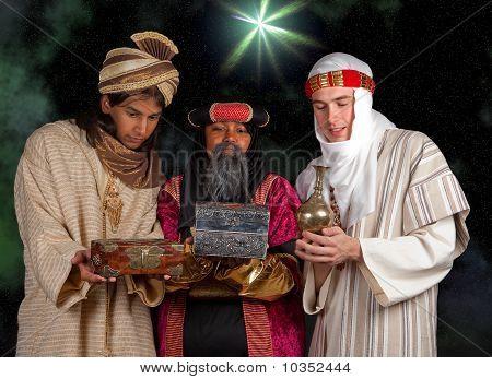 Wisemen Gifts