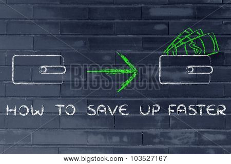 How To Save Up Faster