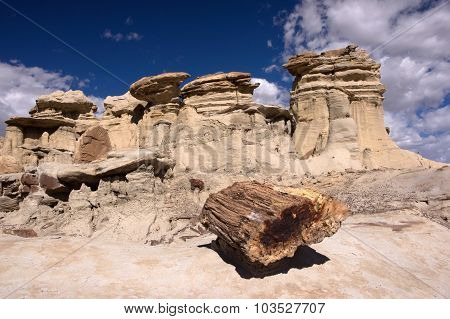 Valley Of Dreams, New Mexico, Usa