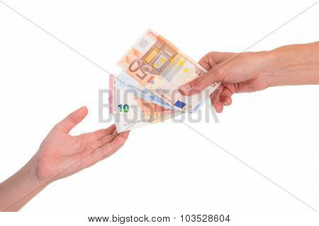 Child Preserve Pocket Money