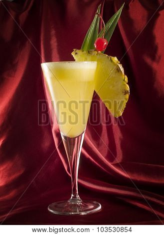 Cocktails Collection - Frozen Pineapple Daiquiri