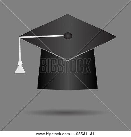 Icon Hat Education