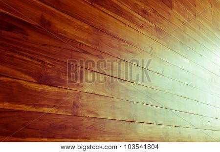 Abstract Wood Texture Background, Vintage Toning