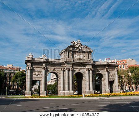 Alcala Gate