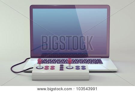 Arcade Joystick.