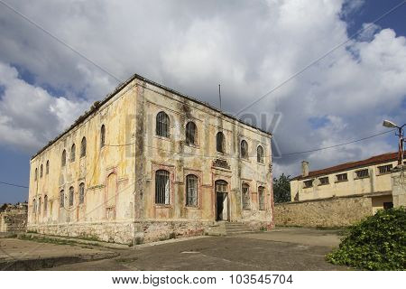 The Old Prison From Turkey