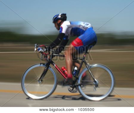 Pedaling Fast