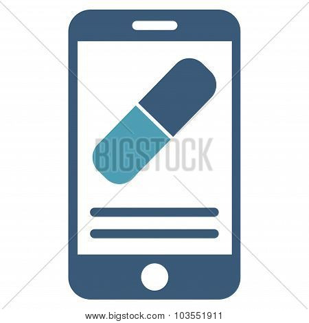 Medication Online Information Icon