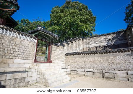 Changgyeonggung Architecture
