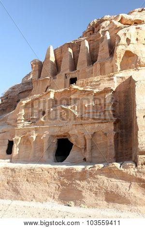 Petra Nabataeans Capital City ( Al Khazneh ) Jordan