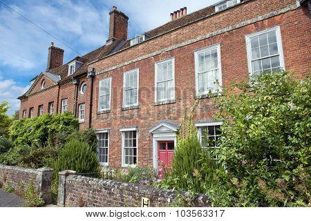 Administrative Building Of Sarum College, Salisbury, England