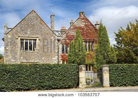 Old Stone House, Salisbury, England