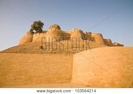 Old Town Wall, Jaisalmer, India