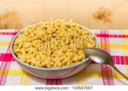 Dry breakfast