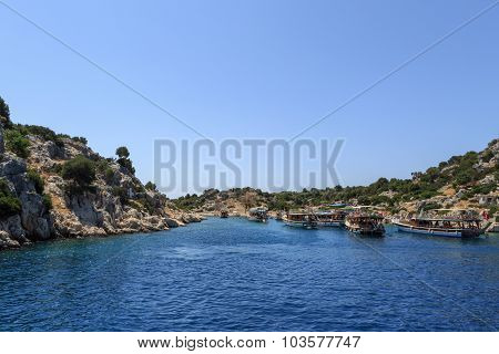 Kekova Lycian Ancient Region