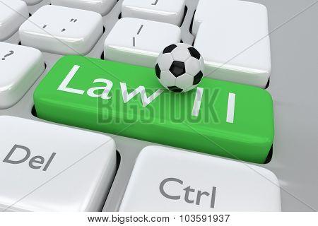 Law 11 Football