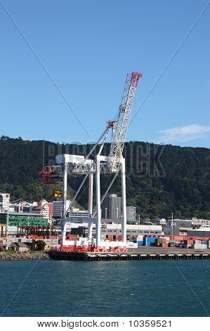 Wellington Harbor