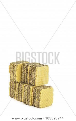 Wafer cubes