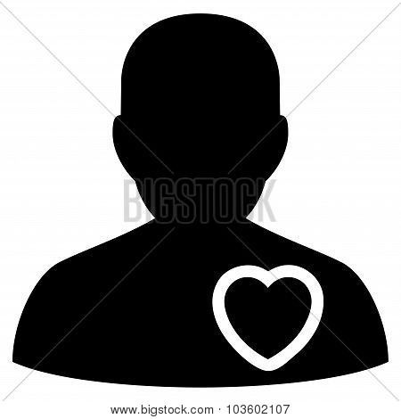 Patient Heart Icon