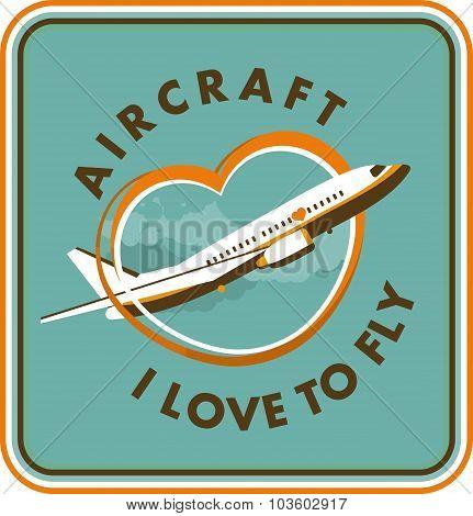 Emblem Of The Plane