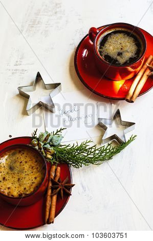 Coffee With Spices