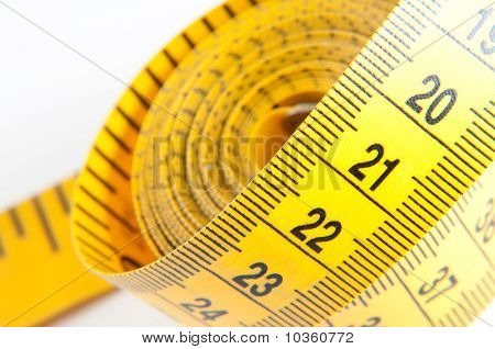 Yellow Measuring Tape