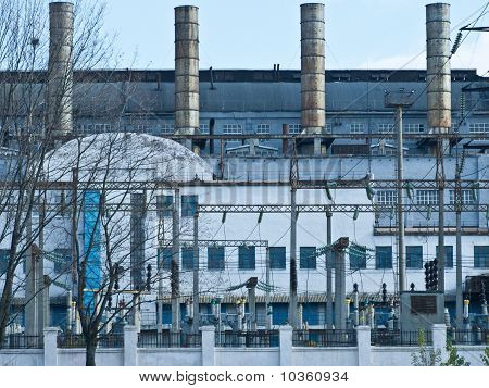 Thermoelectric Plant