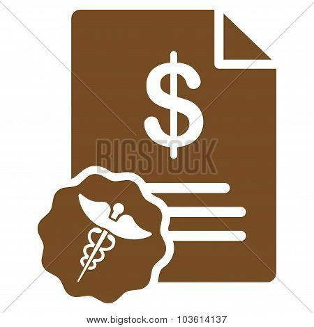 Medical Prices Icon
