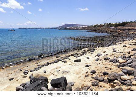 Lanzarote Shore