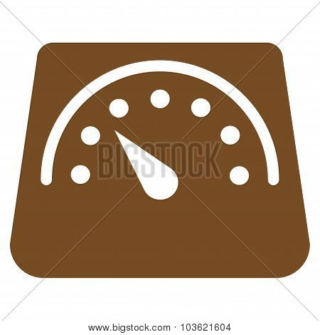 Weight Meter Icon