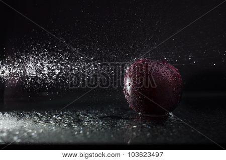 Plum In Spray