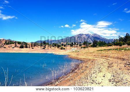 landscape with marsh, Spain