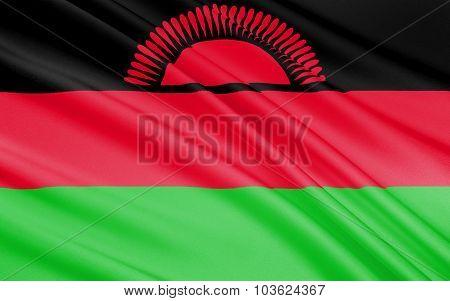 Flag Of Malawi, Lilongwe