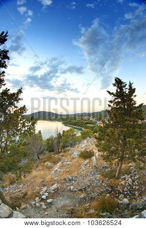 View Of The Bay, Croatia Dalmatia