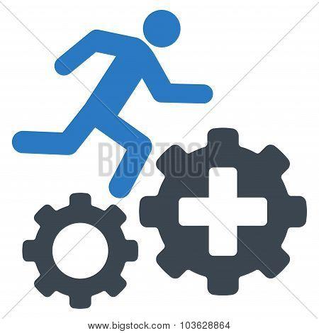 Treatment Process Icon