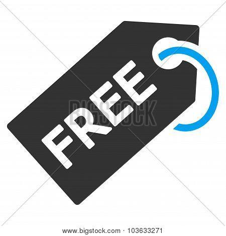 Free Tag Icon