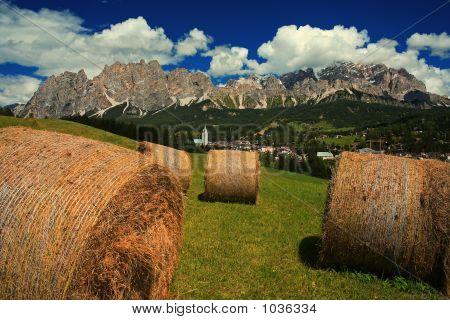 Cortina In Dolomites